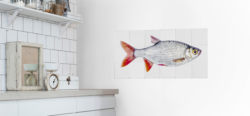 kitchen wall stickers