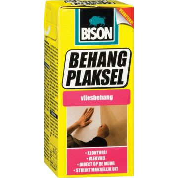 Bison professional wallpaper adhesive for all types of wallpaper for 20m² wallpaper