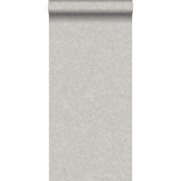 wallpaper plain concrete look gray from ESTA home