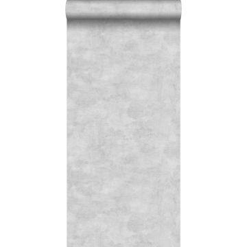 wallpaper concrete look light cream beige from ESTA home