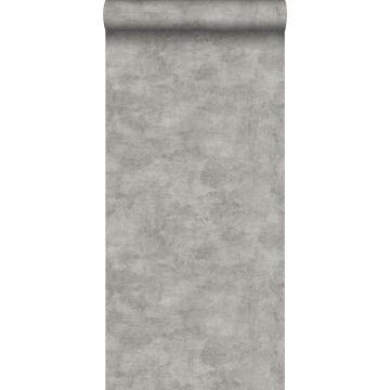 wallpaper concrete look warm gray from ESTA home
