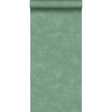 wallpaper concrete look green from ESTA home