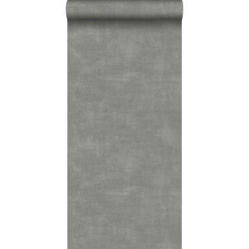 wallpaper concrete look dark gray from ESTA home