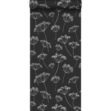 wallpaper umbels black and white from ESTA home