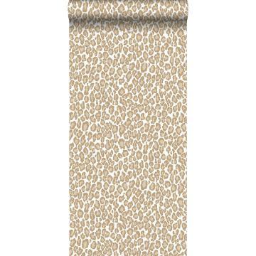 wallpaper leopard skin cervine from ESTA home