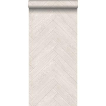 wallpaper wood effect beige from ESTA home