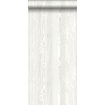 wallpaper wood effect white from ESTA home