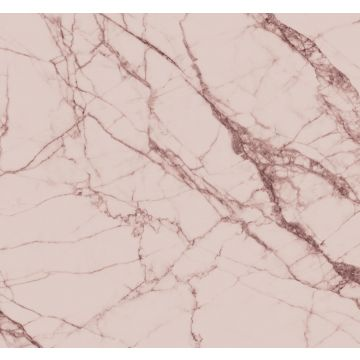 wall mural marble gray pink from ESTA home