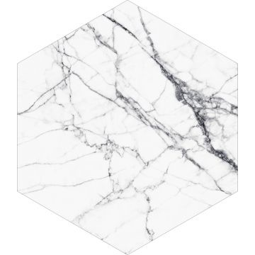 wall sticker marble black and white from ESTA home