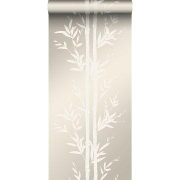 wallpaper bamboo off-white from Origin
