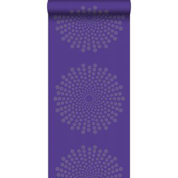 wallpaper graphic form purple from Origin