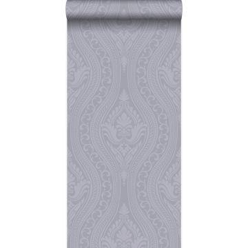 wallpaper ornament purple and gray from Origin