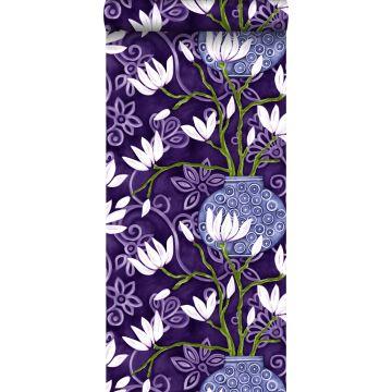 wallpaper magnolia purple from Origin