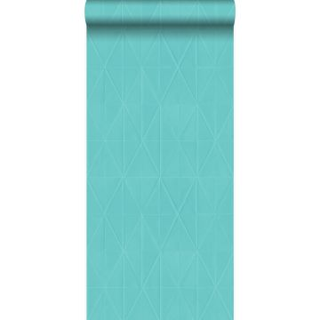 wallpaper graphic form turquoise from Origin