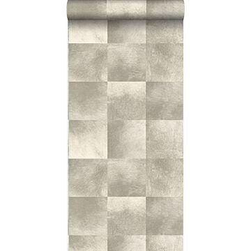 wallpaper animal skin texture beige from Origin