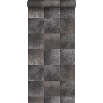 wallpaper animal skin texture dark gray from Origin