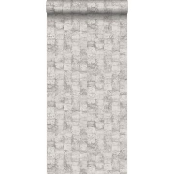 wallpaper with texture light purple gray from Origin