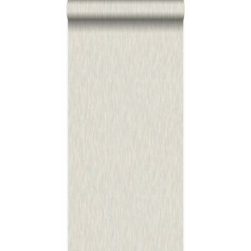 wallpaper linen shiny beige from Origin