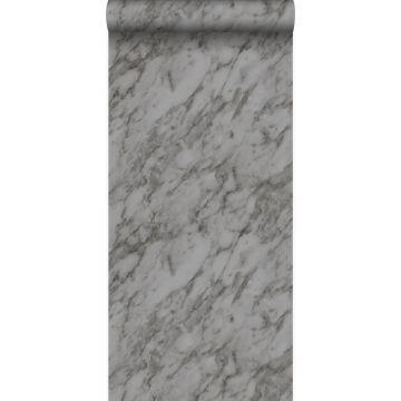 wallpaper marble gray from Origin