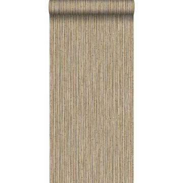 wallpaper bamboo light brown from Origin