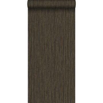 wallpaper bamboo brown from Origin