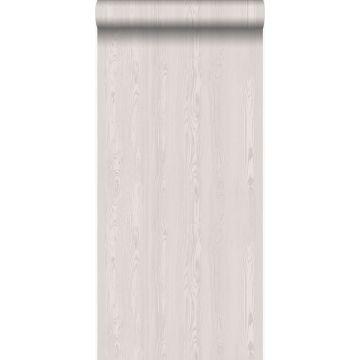 wallpaper fresh wood planks warm silver from Origin