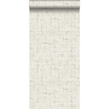 wallpaper bricks light beige from Origin