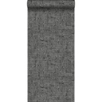 wallpaper bricks black from Origin