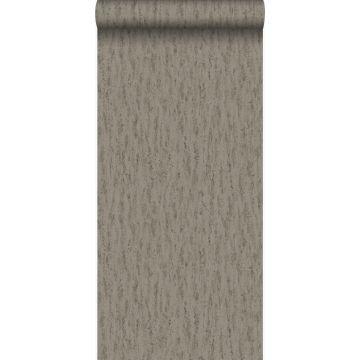 wallpaper travertine natural lime stone brown from Origin