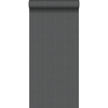 wallpaper twill weave greyish blue from Origin