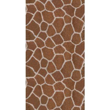 wall mural giraffe skin imitation brown from Origin